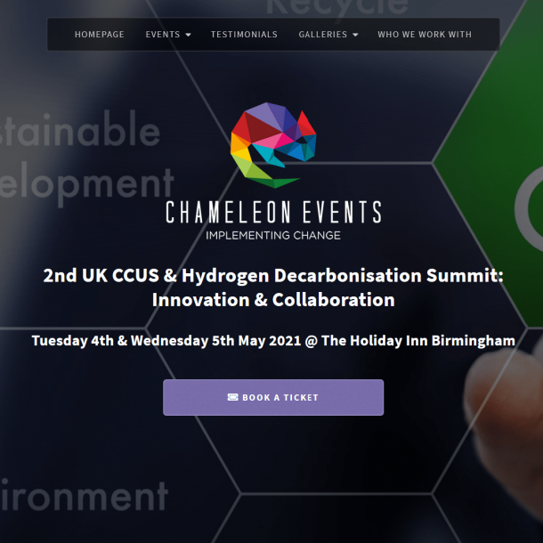 2nd UK CCUS & Hydrogen Decarbonisation Summit