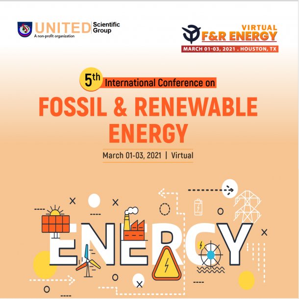 Fossil & Renewable Energy 1-3 March
